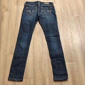 Express Jeans - ReRock for Express - skinny leg - 2R